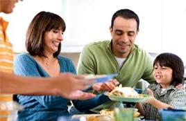 Kebiasaan makan yang sehat