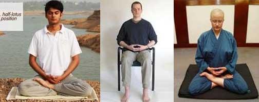 Posisi Tubuh Dalam Meditasi, Kabarsehat.com